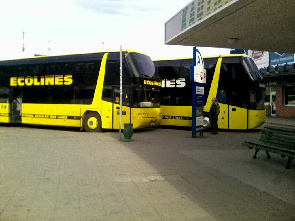 neoplan ecolines